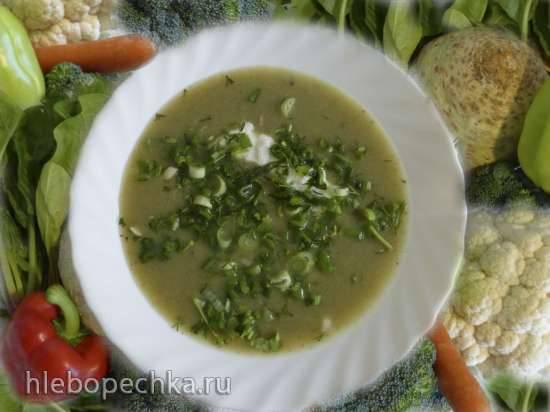 Суп-пюре Жаркий полдень