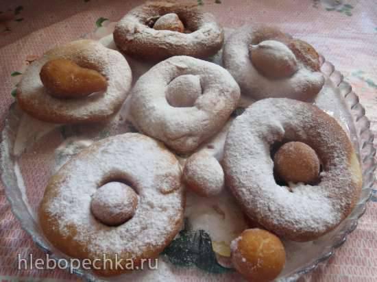 Пончики как в детстве
