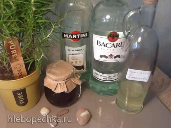 Пряный ягодный сироп для пропитки тортов и тирамису с алкоголем (заготовка)