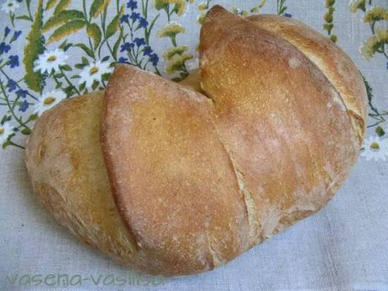 Хлеб Мишеля Суа Боль d'Aix