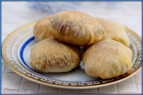 Хававши - египетские пирожки с мясом