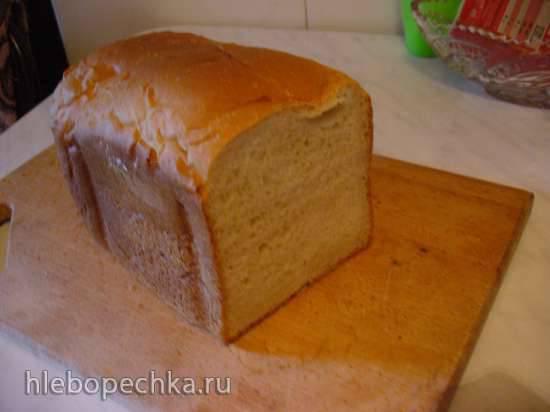 Gorenje BM1400E. Горчично-медовый хлеб