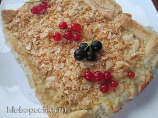 Пирог Маковая росинка