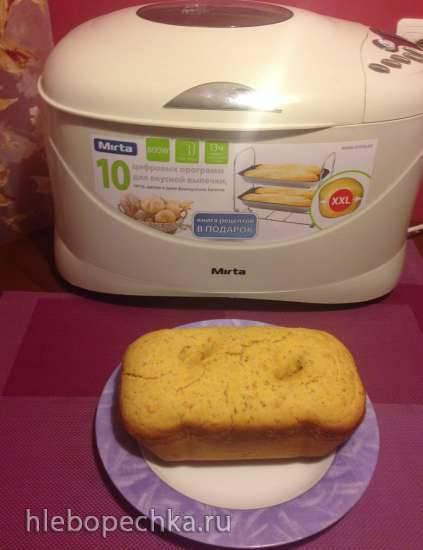 Mirta BM2088. Хлеб с вялеными помидорами и базиликом
