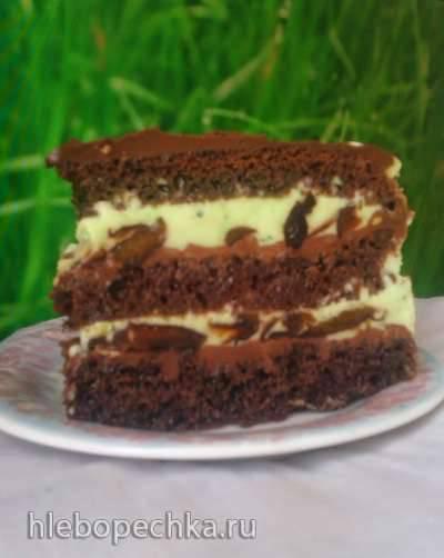 Торт муссовый Ирландский крем