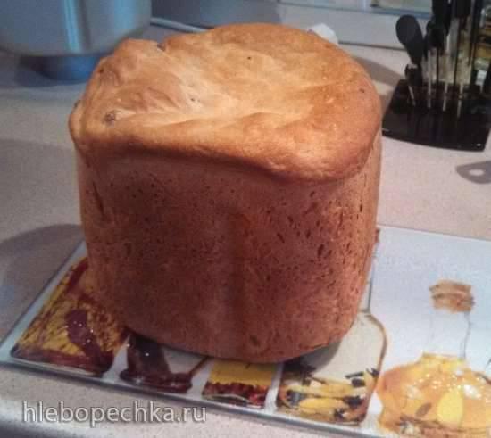 Итальянский хлеб с оливками и травами в хлебопечке