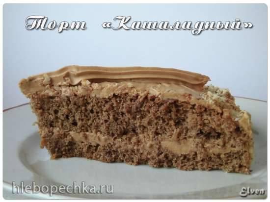 """Торт """"Кашаладный"""""""