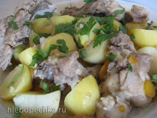Картофель Для голодного мужа