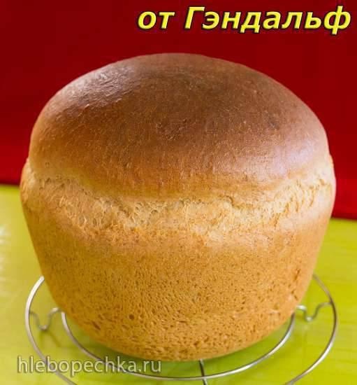 Хлеб с улучшителями от Гэндальф для духовки