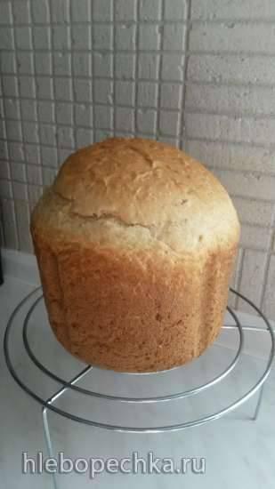 """Bork. """"Греческий"""" хлеб в хлебопечке Bork. """"Греческий"""" хлеб в хлебопечке"""