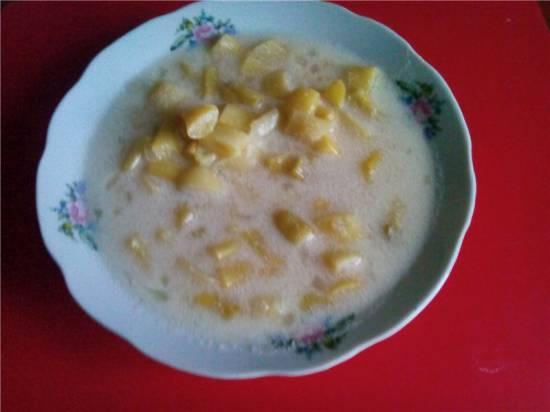 Суп  с пастаями (пастери, лопатки, спаржевая фасоль)