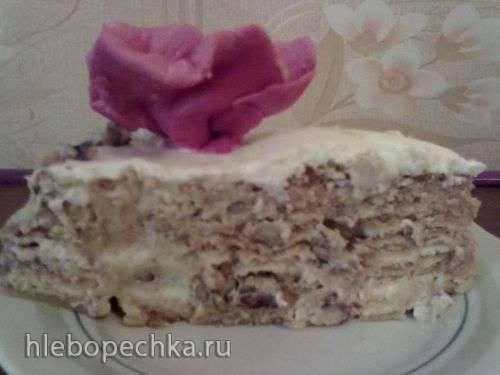 """Торт """"Деревня"""""""