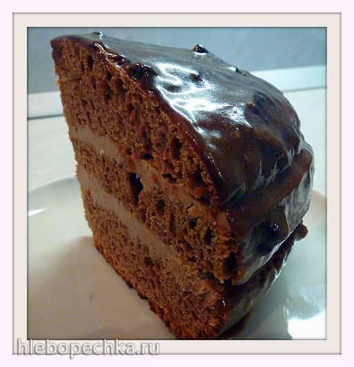 Торт от Веры, камеристки Анны Павловой (мультиварка Brand 502)