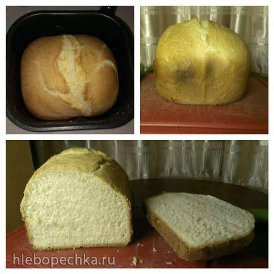 Moulinex neo ow120130. Простой пшеничный хлеб