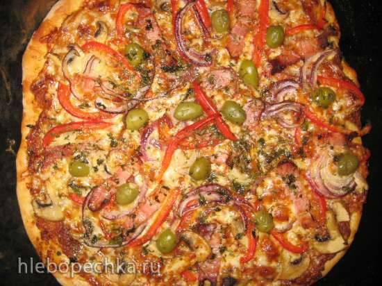 Пицца Мама Мия