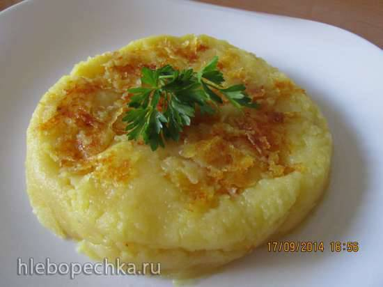 Жареный картофель по-бернски
