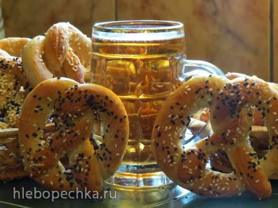 Претцель (pretzel)