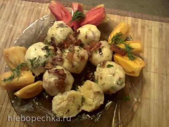Конкурс от Steba Блюда немецкой кухни