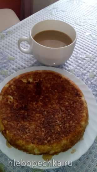 Овсяно-творожный пирожок в UNIT 1210 S