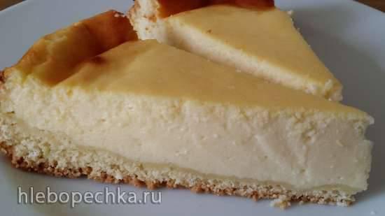 Kаеsekuchen aus Bayern - творожный пирог из Баварии Kаеsekuchen aus Bayern - творожный пирог из Баварии