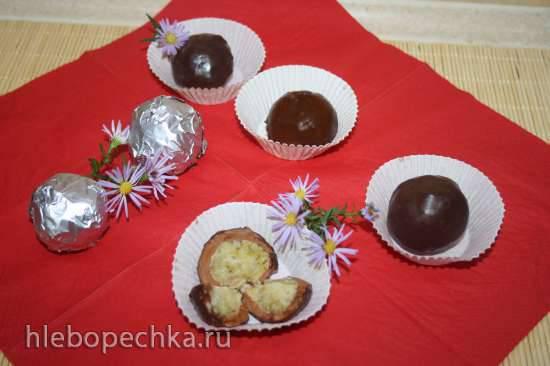 Моцарткугель (Mozartkugel) - конфеты Моцарт