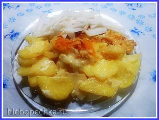 Картофель по-фламандски в пиве (Flamische kartoffeln) Картофель по-фламандски в пиве (Flamische kartoffeln)