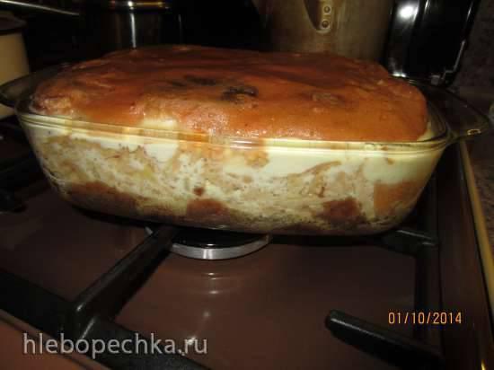 Пряничный пирожок