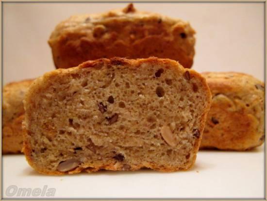 Порционный Полезный хлеб (Брайни Мейкер Tristar)