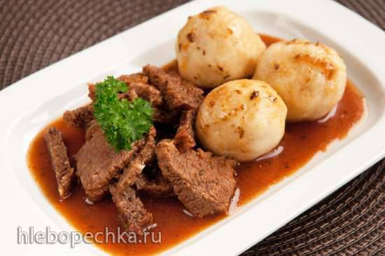 Мясо в пиве по-зальцбургски (Salzburger Bierfleisch) (Steba DD1)