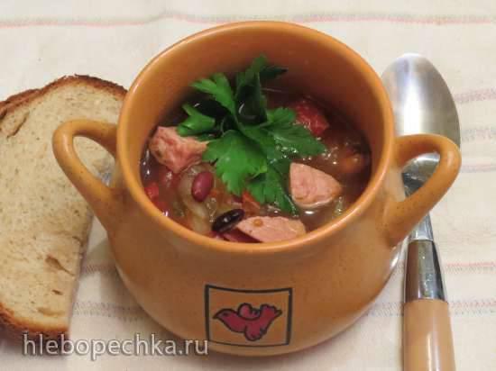 Колбасный суп (Steba DD1 и DD2)