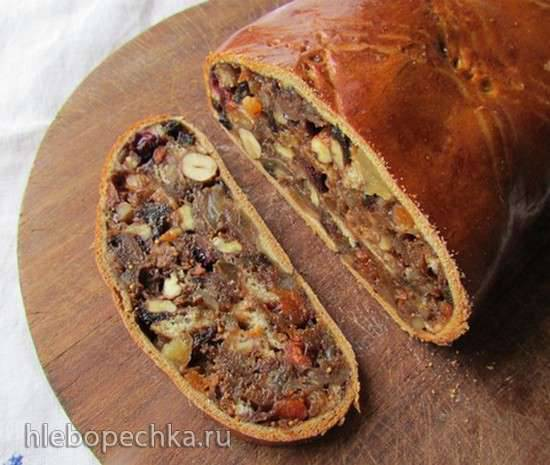 Birnbrot – грушевый хлеб