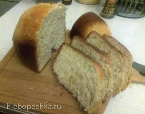 Хлеб Баунти (с кокосовой стружкой)