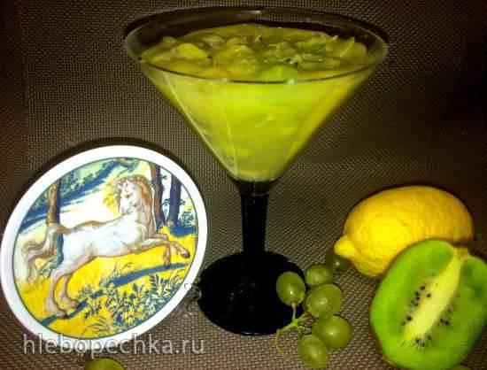 Десерт Gгuеne Gruеtze (Зеленая каша)