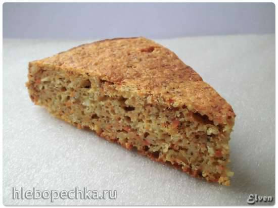 Rueblikuchen - морковный пирог