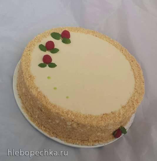 Глазурь на белом шоколаде