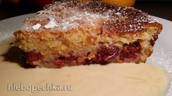 Хлебный пирог с вишней (Kirschmichel), или Маленькое путешествие в Баварию (4)