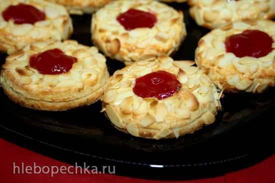 Венское творожное печенье
