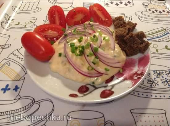 Баварская закуска  Оbatzda