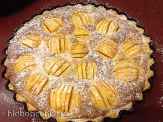Нюрнбергский яблочный пирог (Nuernberger Apfelkuchen)