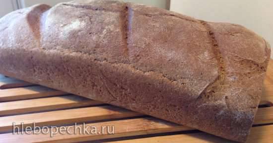"""Хлеб черный """"Просто и вкусно"""" Хлеб черный """"Просто и вкусно"""""""