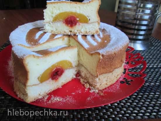 """Торт сырный """"Гауда"""" Торт сырный """"Гауда"""""""