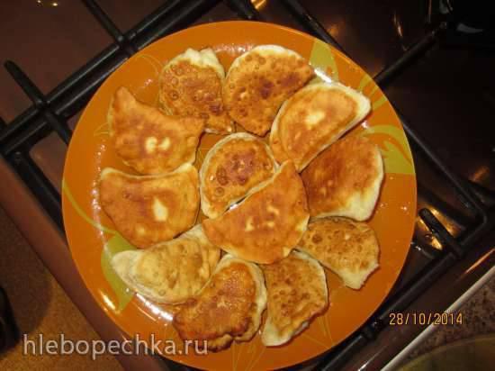 Посикунчики - пермские жаренные пирожки