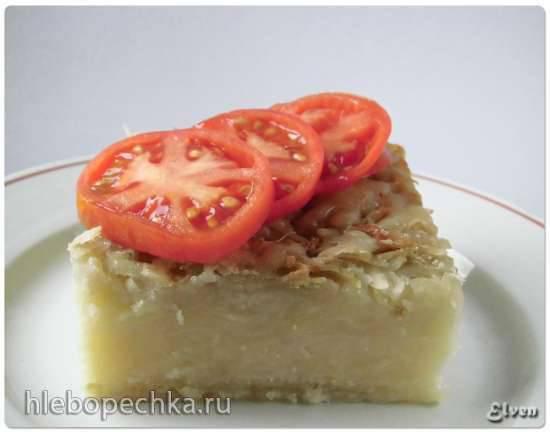 Гамбургский пирог из картофеля