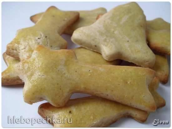 Немецкое рождественнское печенье Спекуляциус (Spekulatius)