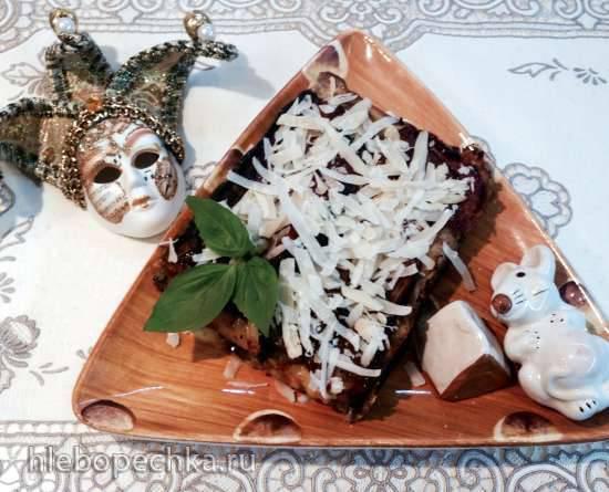 Пармиджиана ди меланзане (Parmigiana di melanzane)