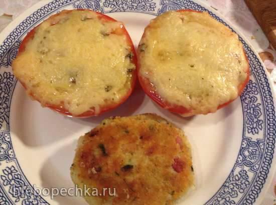 Запеченные помидоры по-фризски