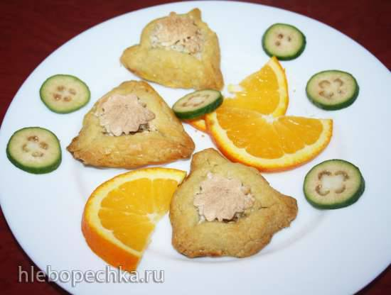 Печенье Dreispitze