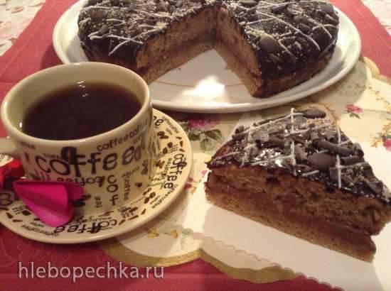 Торт кофейный Лейпцигский