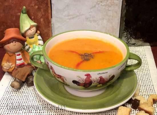 Австрийский тыквенный крем-супАвстрийский тыквенный крем-суп