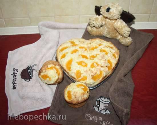 Альтенбургский мандариновый пирог (Altenburger Mandarinenkuchen)